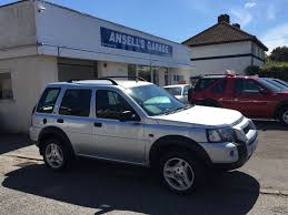 land rover freelander freestyle 2 0 td4 dieselansell u0027s car sales
