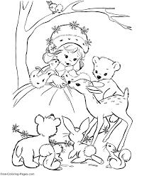 princess printable sheets color 20