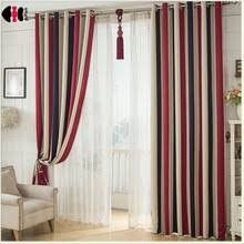 Blue And Striped Curtains Buy Striped Curtains And Get Free Shipping On Aliexpress