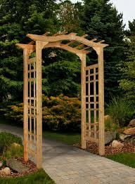 Pictures Of Trellises And Arbors Remarkable Arbor Garden Impressive Design Arbors Amp Trellises