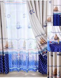 blue valances tiers wayfair hamden rod pocket swag curtain popular