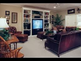 Family Room Design With Entertainment Center YouTube - Family room entertainment