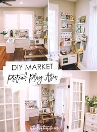design your own home for fun diy play kitchen u2013 pretend play area at home with natalie
