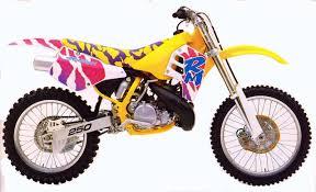 motocross racing bikes suzuki motocross bikes 1973 2013 youtube