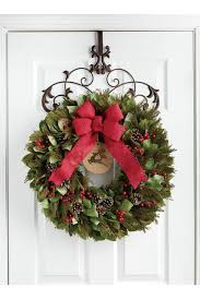 festive flourish wreath hanger coldwater creek