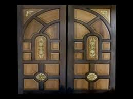 Chokhat Design Wood Doors Custom Double Design Carved Youtube