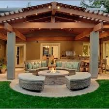 Backyard Designs On A Budget by Best 25 Covered Patio Ideas On A Budget Diy Ideas On Pinterest