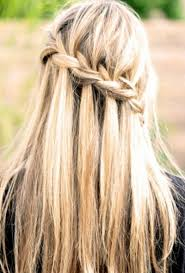 braided hairstyles with hair down 21 gorgeous half up half down hairstyles babble