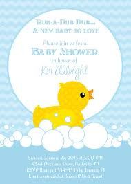 rubber duck baby shower ducky baby shower invitations mifreedom2buy