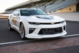 camaro car 50th anniversary camaro ss named official pace car of 2016 indy 500