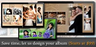 best wedding album company michel company glass photo albums wedding albums photo album