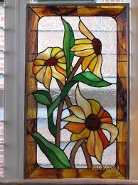 Flower Glass Design 138 Best Vitralii Images On Pinterest Drawings Stained Glass