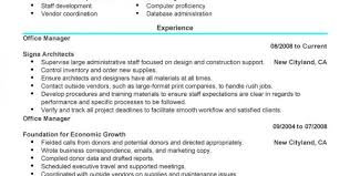 hospitality management resume summary hospitality management