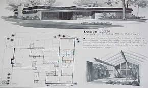 atomic ranch house plans mid century modern ranch house plans lrg