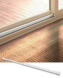 Security Bars For Patio Doors Best 25 Sliding Door Curtains Ideas On Pinterest Slider Door