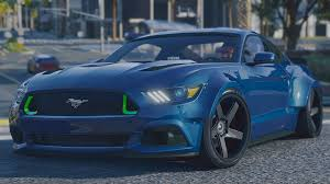 ford mustang 2015 photos ford mustang 2015 hpe750 add on replace gta5 mods com