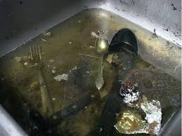 Kitchen Sink Garbage Disposal Clogged by Kitchen Sink Not Draining U2013 Songwriting Co
