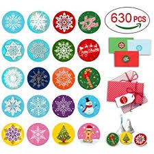christmas stickers cualfec christmas stickers roll winter