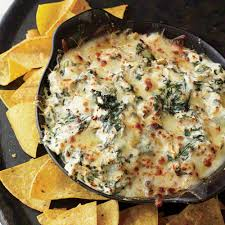 light appetizers for parties spinach and artichoke dip recipe myrecipes