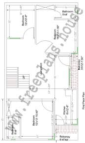 50 Sqm To Sqft by 25 48 111 Square Meter House Plan