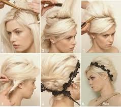 greek goddess hairstyles for short hair greek hairstyle for short hair 100193 10 step by step hai
