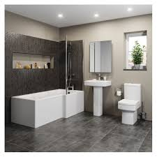 bathroom suites stylish and affordable plumbworld