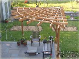 Garden Pagoda Ideas Build A Corner Pergola 24 Inspiring Diy Backyard Pergola Ideas To