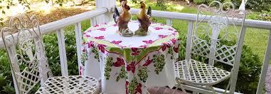 the vintage tablecloth lovers club organization for table cloth