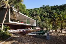 Modern Beach House Plans by Modern Contemporary Beach House Plans House Plans