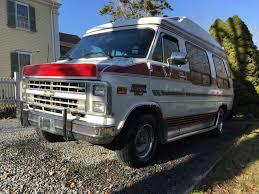 1989 chevrolet g20 wagon wheels custom conversion van for sale in