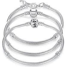 silver plated snake chain bracelet images Bracelets the bargain deals shop jpg