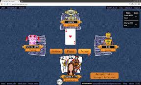 Play Pinochle Double Deck by World Of Card Games Euchre Stick The Dealer