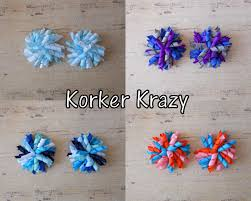 korker bows mini korker bow the hairbow center