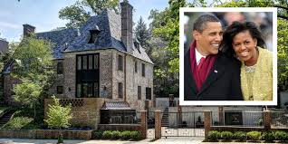 the obama s obama kalorama house photos of the obamas new house in