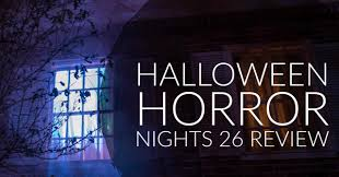 halloween horror nights map 2016 halloween horror nights 2016 at universal orlando full review