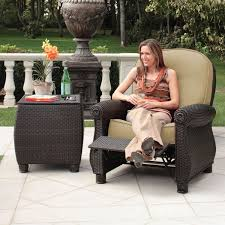 Bliss Gravity Free Recliner Outdoor Recliners For The Patio Or Poolside