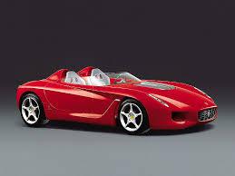 fastest ferrari fastest cars ferrari pininfarina rossa concept