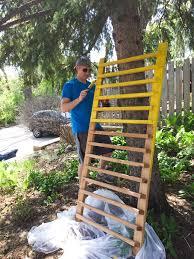diy vertical herb garden to diy a vertical herb garden for under 100