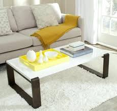 Yellow Side Table Uk Yellow Coffee Table Lacquer Coffee Table In White Brown