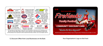 mcdonalds gift card discount discount fundraising cards thegocard