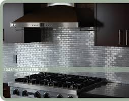 Stainless Steel Tiles For Kitchen Backsplash 72 Best Stainless Steel Tile Images On Pinterest Mosaics Mosaic