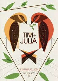 love is in the paper 11 beautiful wedding invitations