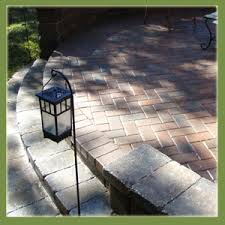 Patio Half Wall Jacksonville Backyard Hardscapes Landscapes Ecoscapes Featured