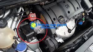 motor peugeot coxim calco motor superior direit peugeot 307 citroen c4 1 6 r
