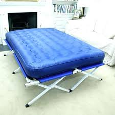 Folding Air Bed Frame Folding Air Bed Frame King Size As Neat And Frames With Que