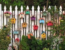 Garden Decorating Ideas 13 Garden Fence Decoration Ideas To Follow Balcony Garden Web