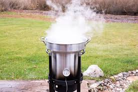 smoking thanksgiving turkey bags how to deep fry a turkey without killing yourself wired