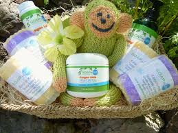 Vegan Gift Baskets Vegan Baby Gifts Organic Natural Soap The Earth
