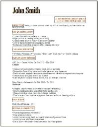 google sample resume sample resumes free resume tips for college