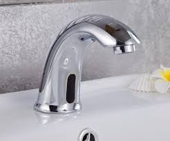 touch free kitchen faucet touchless faucet home design by